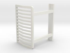 Bügel Unimog 406 in White Natural Versatile Plastic