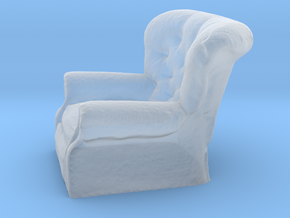 Printle Thing Armchair 03 - 1/43 in Smooth Fine Detail Plastic