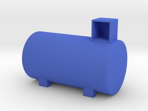 Tankstelle Tank groß  in Blue Processed Versatile Plastic