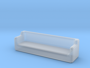 Printle Thing Sofa 07 - 1/43 in Smooth Fine Detail Plastic