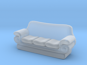 Printle Thing Sofa 10 - 1/43 in Smooth Fine Detail Plastic