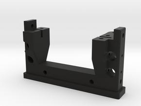 MST CFX CMX Chassis Servo Mount in Black Premium Versatile Plastic