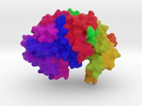 Aspartic Protease in Full Color Sandstone