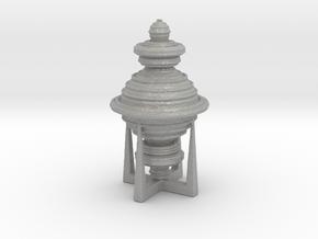Vase SwW in Aluminum