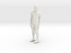 Printle C Homme 117 - 1/20 - wob in White Strong & Flexible
