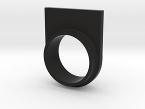 LINE in Black Premium Versatile Plastic: 7 / 54