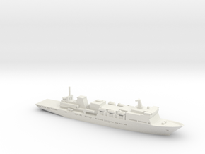Type 920 Hospital Ship, 1/2400 in White Natural Versatile Plastic