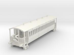 m-148-wisbech-bogie-coach-1 in White Natural Versatile Plastic