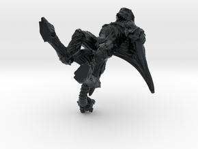 Gargoyle - unit 1 - Miniature 28/30mm Scale in Black Hi-Def Acrylate