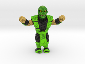 Fatality Reptile 1 in Full Color Sandstone