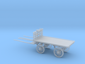 Farm Wagon 64th in Smoothest Fine Detail Plastic