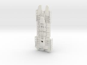 Hulk Mining Cruiser in White Premium Strong & Flexible