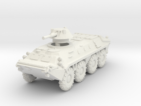 MG144-R20 BTR-70 in White Natural Versatile Plastic