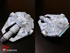 YT-2000 Otana (Jan's version) 1/270  in White Strong & Flexible