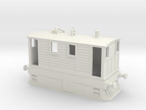 b-148-y6-tram-loco-1 in White Natural Versatile Plastic