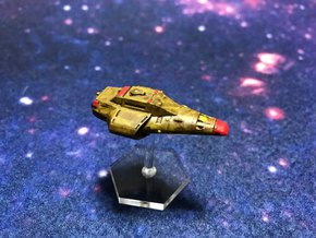 Free Trader in Smooth Fine Detail Plastic