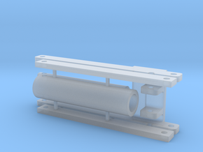 64th Truck Bed Hoist in Smooth Fine Detail Plastic