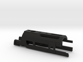 extremely lightweight Nozzle Housing for TM hi-cap in Black Natural Versatile Plastic
