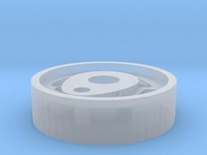 Deutz_OME 117_Radscheibe_1:35 in Smoothest Fine Detail Plastic
