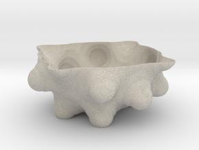 Icobowl in Natural Sandstone