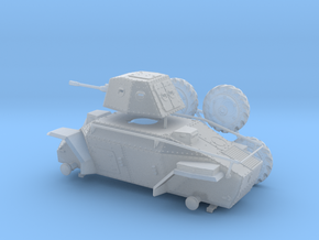 1/76th scale 39M Csaba hungarian armoured car in Smooth Fine Detail Plastic