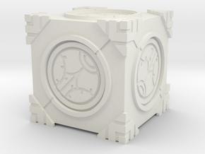 Skyrim Lexicon in White Natural Versatile Plastic