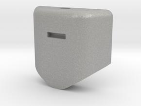 Glider_body - glider_1-1 in Aluminum