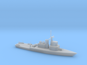 1/285 Scale USS Leader MSO in Smooth Fine Detail Plastic
