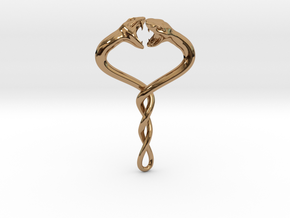 Entangled in Polished Brass