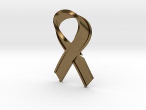 Yellow_Ribbon in Natural Bronze