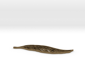 Feather_ultimate in Natural Bronze: Extra Small