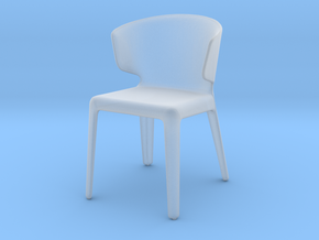 Miniature Hola Chair 367 - Cassina in Smooth Fine Detail Plastic: 1:12