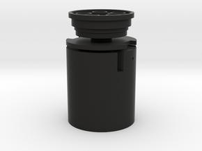 Static Bolsey emitter in Black Premium Versatile Plastic