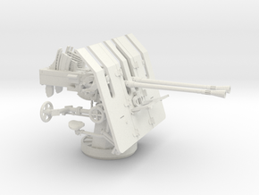 Best Cost 1/32 DKM 3.7cm Flak M42 in White Natural Versatile Plastic