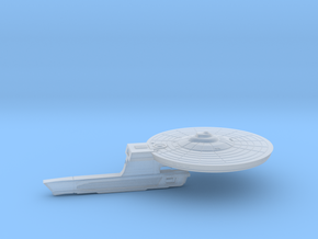 Science Scout in Smooth Fine Detail Plastic