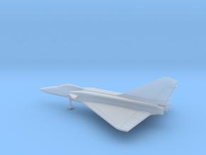 Dassault Super Mirage 4000 in Smooth Fine Detail Plastic: 6mm