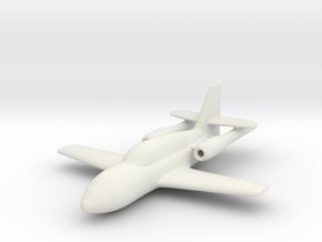 Messerchmitt Me 328 B (1:144) in White Strong & Flexible