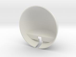 smart phone holder in White Natural Versatile Plastic