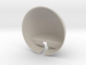 smart phone holder in Natural Sandstone