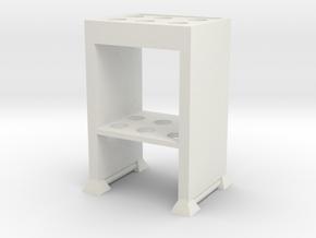 106102328詹詠翔 文具架 in White Natural Versatile Plastic