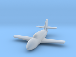 Messerschmitt Me 328 V1 (1:285) in Smooth Fine Detail Plastic