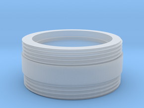 Coupler v2: Nebo REDLINE Tactical LED Flashlight in Smooth Fine Detail Plastic