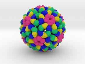 Semliki Forest Virus in Full Color Sandstone