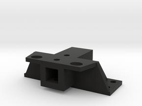 rc crawler hitch mount for bumper in Black Natural Versatile Plastic