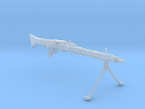 MaschinenGewehr 42 (1:18 Scale) (Passed) in Smooth Fine Detail Plastic: 1:18