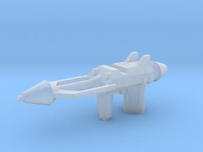 Skrapnel's Blaster in Smooth Fine Detail Plastic