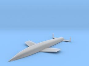 (1:285) Sanger Silbervogel (Amerika Bomber) in Smooth Fine Detail Plastic
