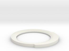 Graflex Lip Accuracy Mod for 2.0 (1) in White Natural Versatile Plastic