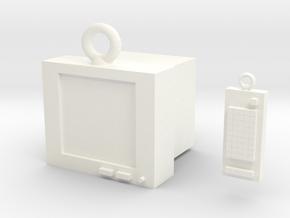 Color memories in White Processed Versatile Plastic: Small