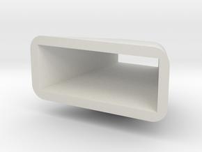 VIEWFINDER in White Natural Versatile Plastic